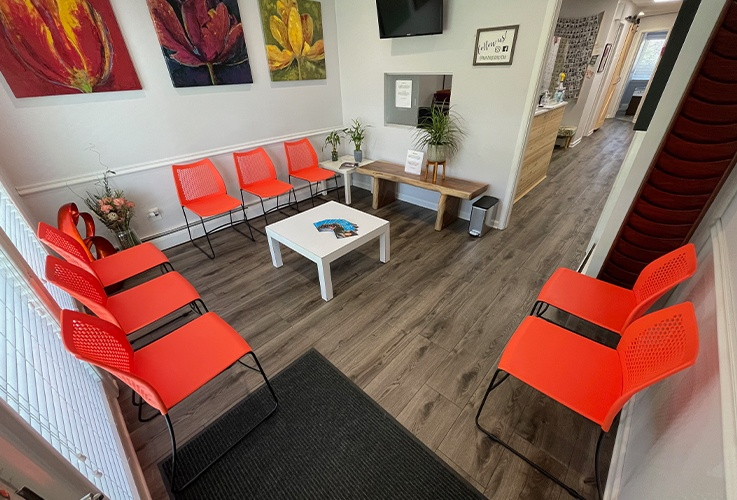 Fun orthodontist office sign